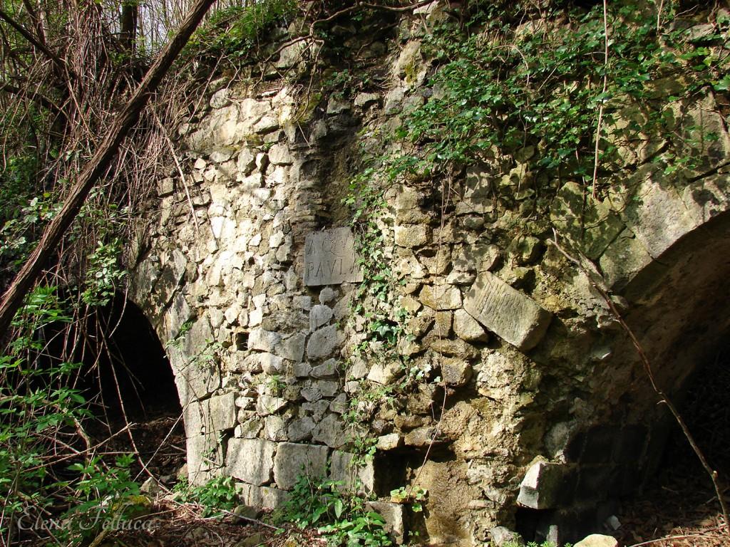 Aqua Traiana-Paola. Poggio di Grotte Renara.