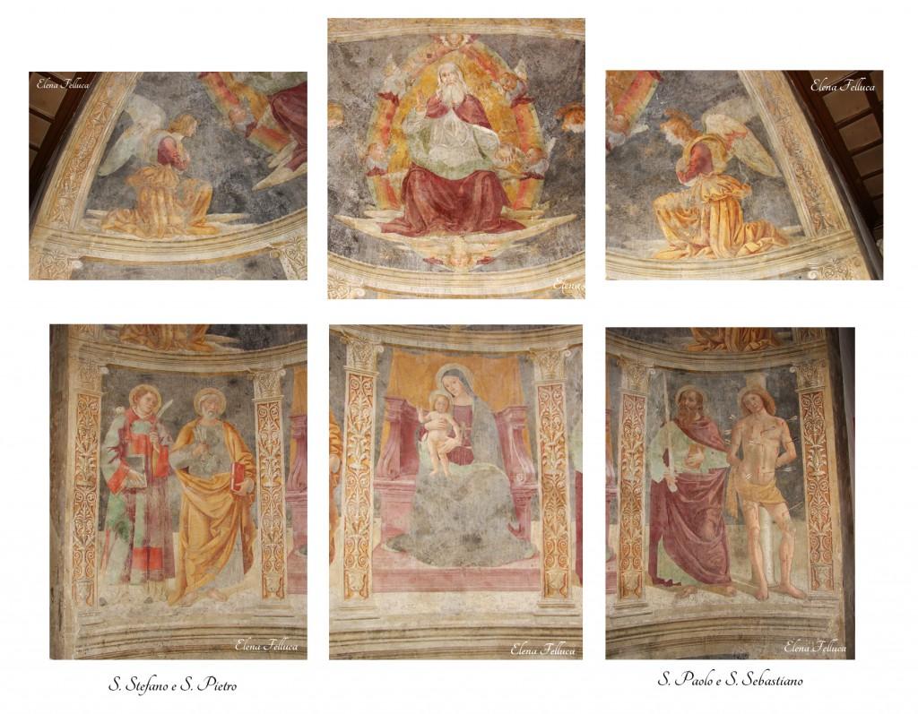 Bracciano, chiesa di San Sebastiano