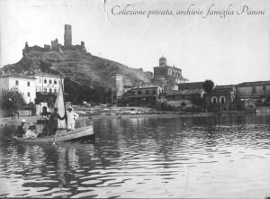 Trevignano Romano, prima metà del Novecento.