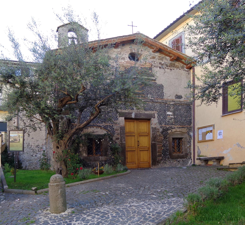 Matrimonio Trevignano Romano : Trevignano romano chiesa di santa caterina d alessandria