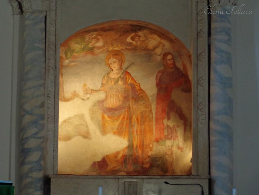 Chiesa di Santa Caterina d'Alessandria.