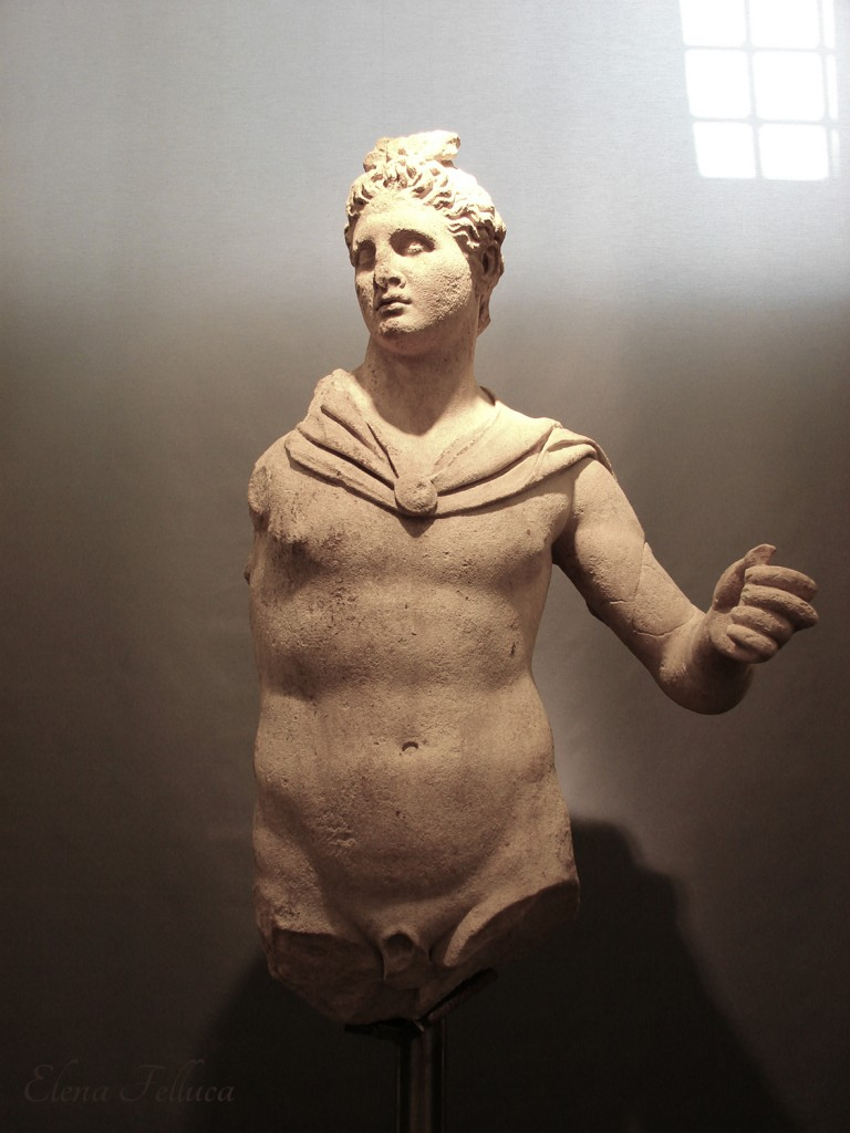Busto di Apollo