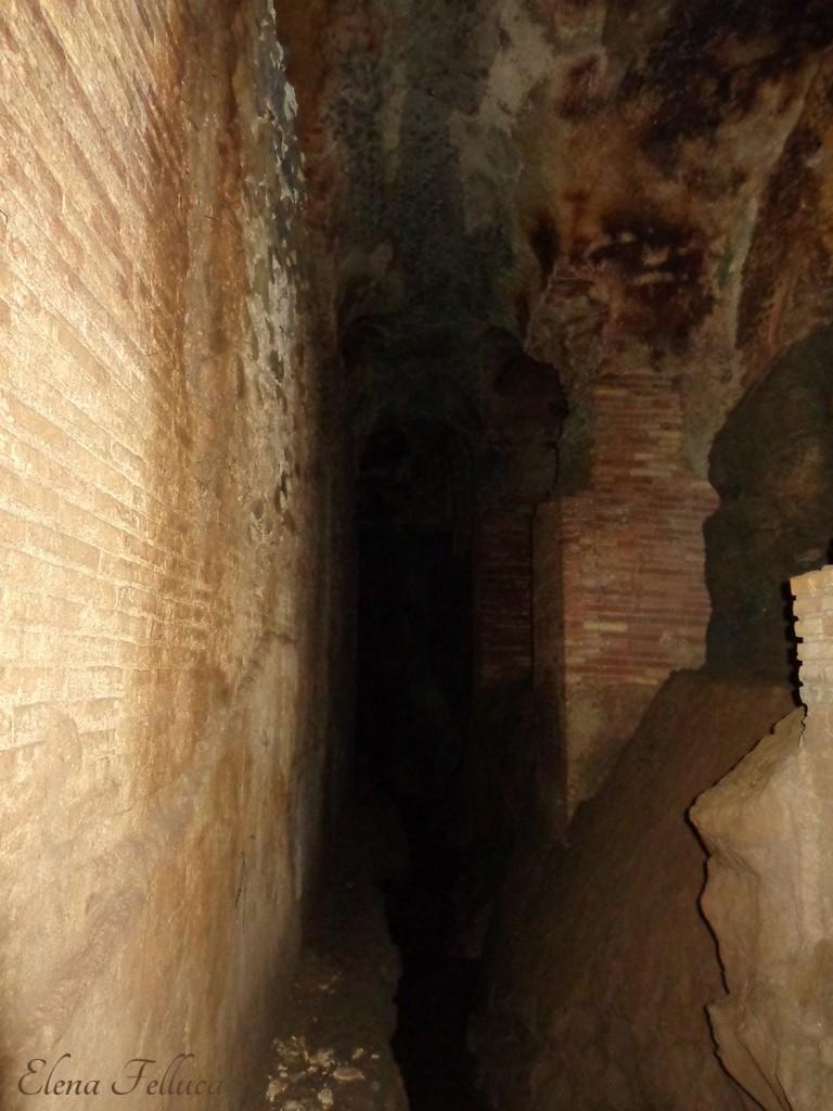 Bracciano (RM), Acqua di Venere, captazione dell'Aqua Traiana-Aqua Paula