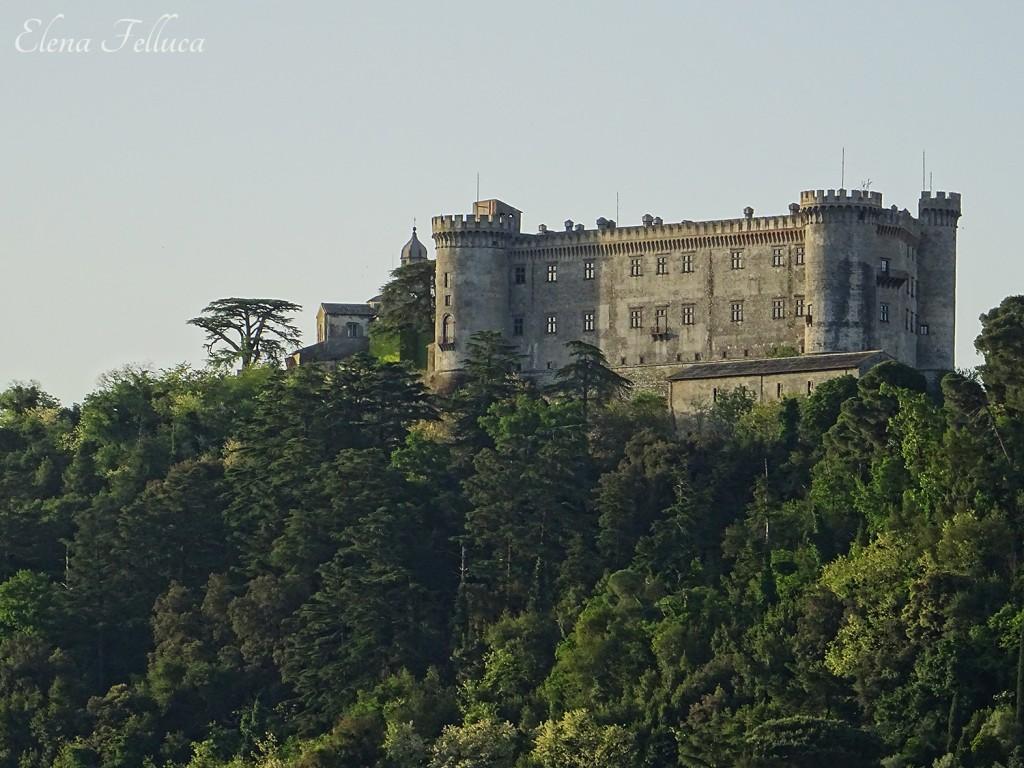 Castello di Bracciano. Maggio 2020.